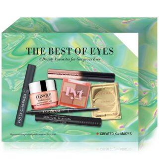 Macy's The Best Of Eyes Beauty Box September 2021 1