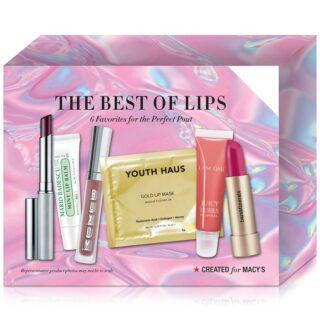 Macy's The Best Of Lips Beauty Box September 2021