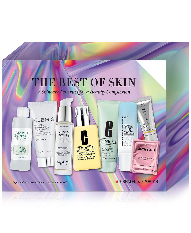 Macy's The Best Of Skin Beauty Box September 2021