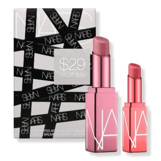 NARS Unwrapped Afterglow Lip Balm Duo