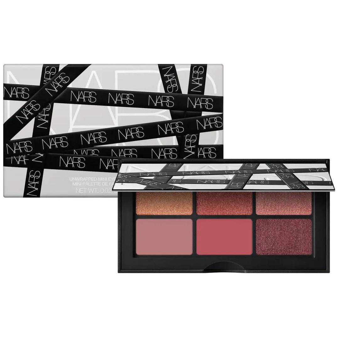 NARS Unwrapped Mini Eyeshadow Palette Holiday 2021