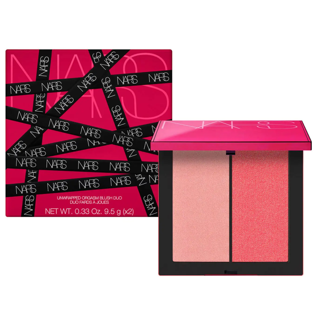 NARS Unwrapped Orgasm Blush Duo Palette