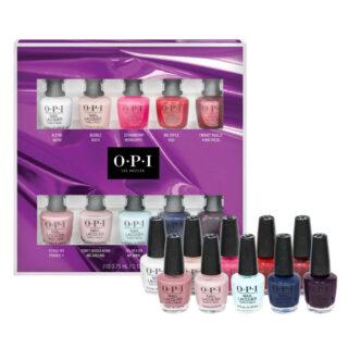OPI Celebration Collection Nail Polish 10-Piece Icons Set