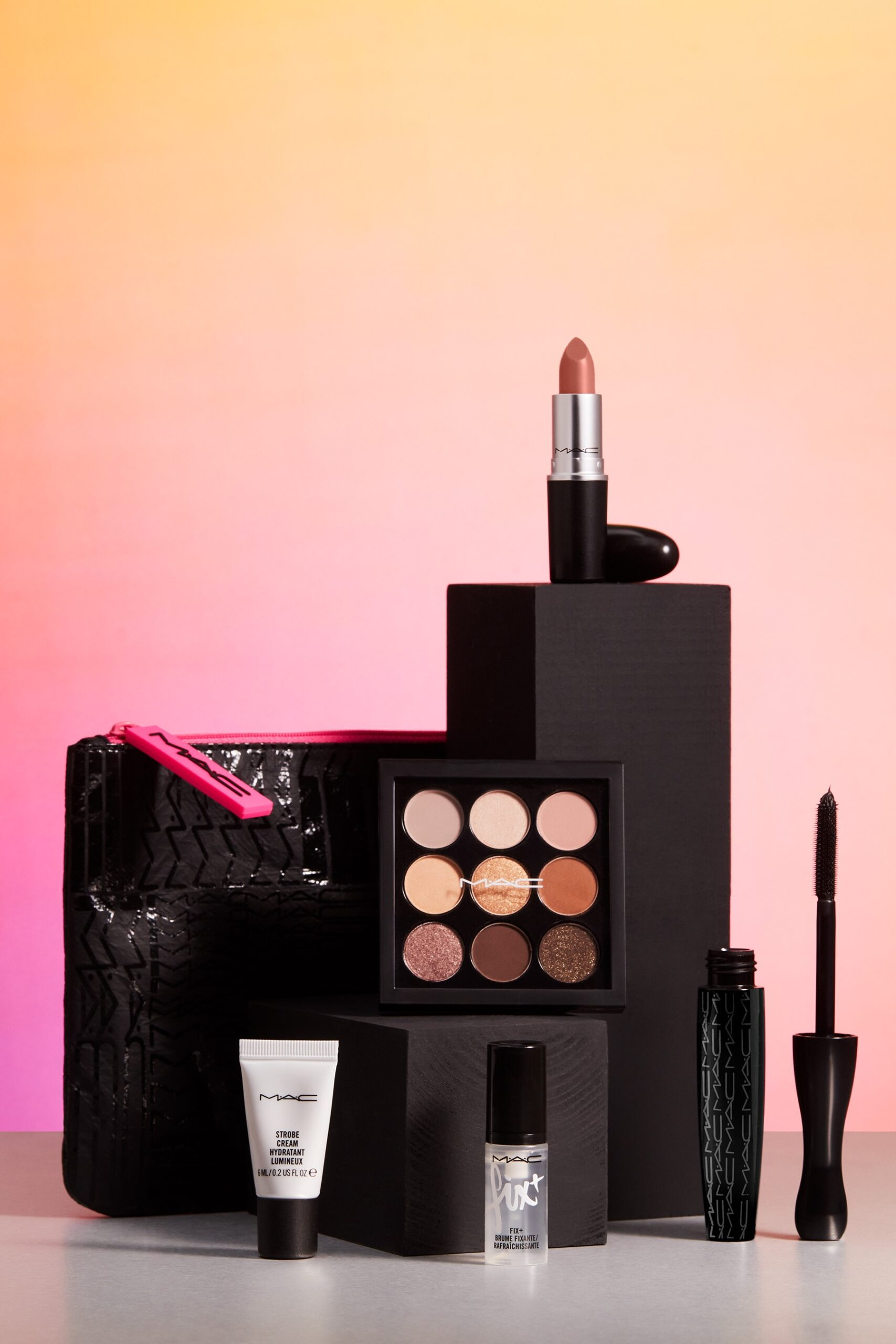 Next Beauty x MAC The Beauty Heroes Box Contents Reveal!