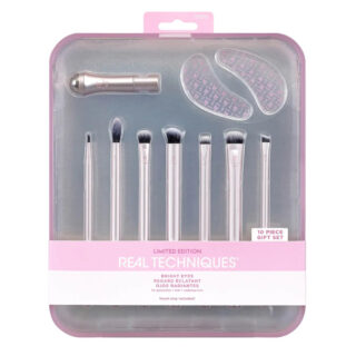 Real Techniques Bright Eyes 10 Piece Gift Set