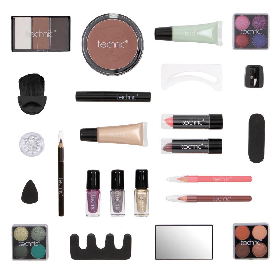 Technic Cosmetic Advent Calendar 2021 Contents Reveal!