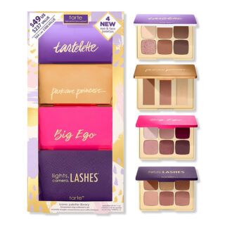 Tarte Iconic Palette Library Amazonian Clay Collector's Set