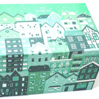 The Body Shop Share Joy & Love Ultimate Advent Calendar 2021 Unboxing and Review