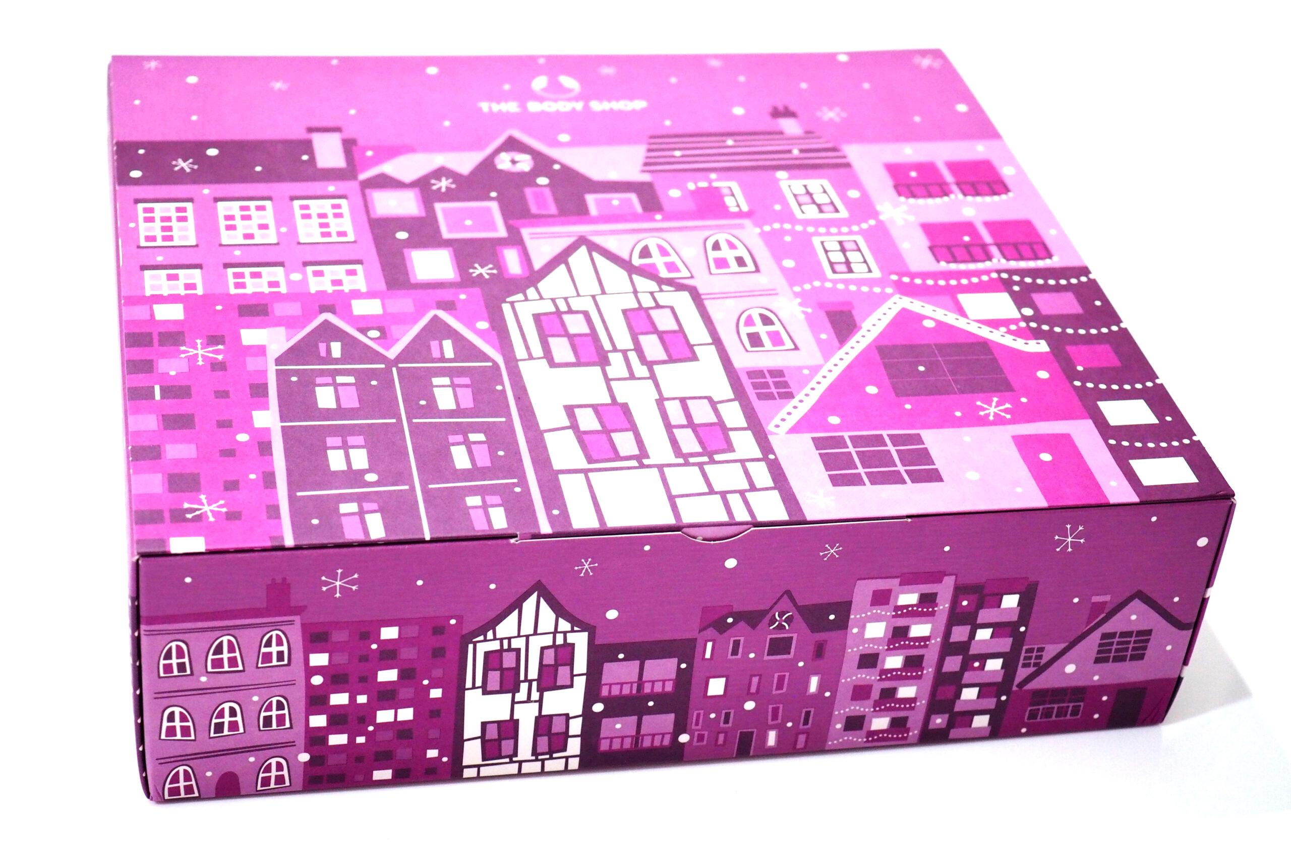 The Body Shop Share The Joy Advent Calendar 2021 Unboxing and Review
