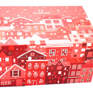 The Body Shop Share The Love Advent Calendar 2021 Unboxing and Review
