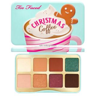 Too Faced Christmas Coffee Eyeshadow Palette