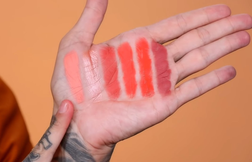 Jeffree Star Pricked Artistry Palette Collection