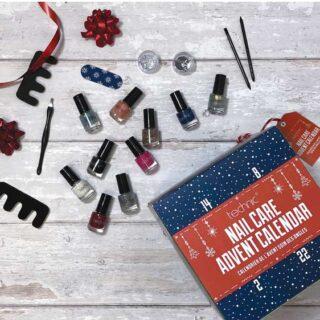 Technic Cosmetics Nail Care Advent Calendar 2021 Contents Reveal!