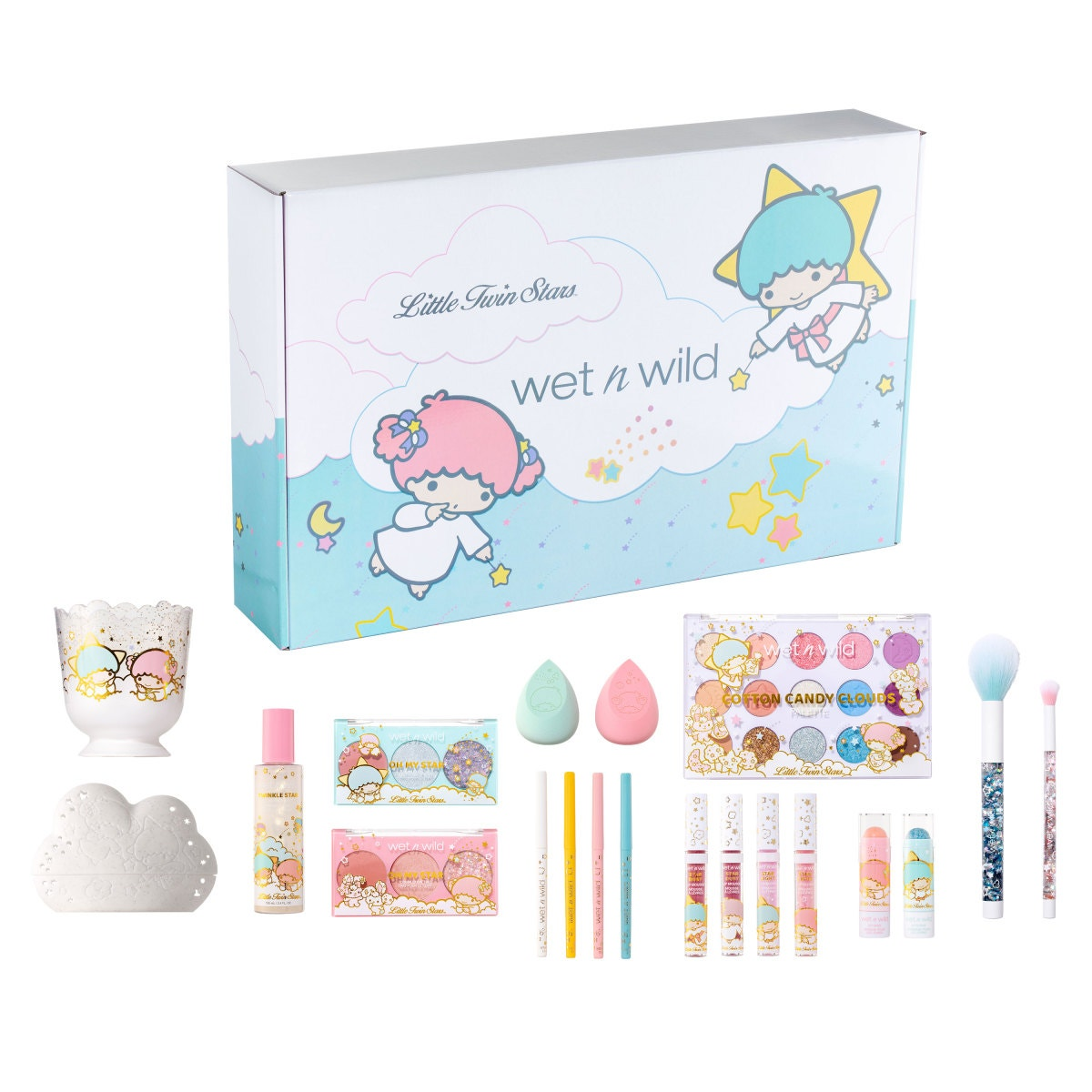 Wet n Wild x Little Twin Stars Collaboration