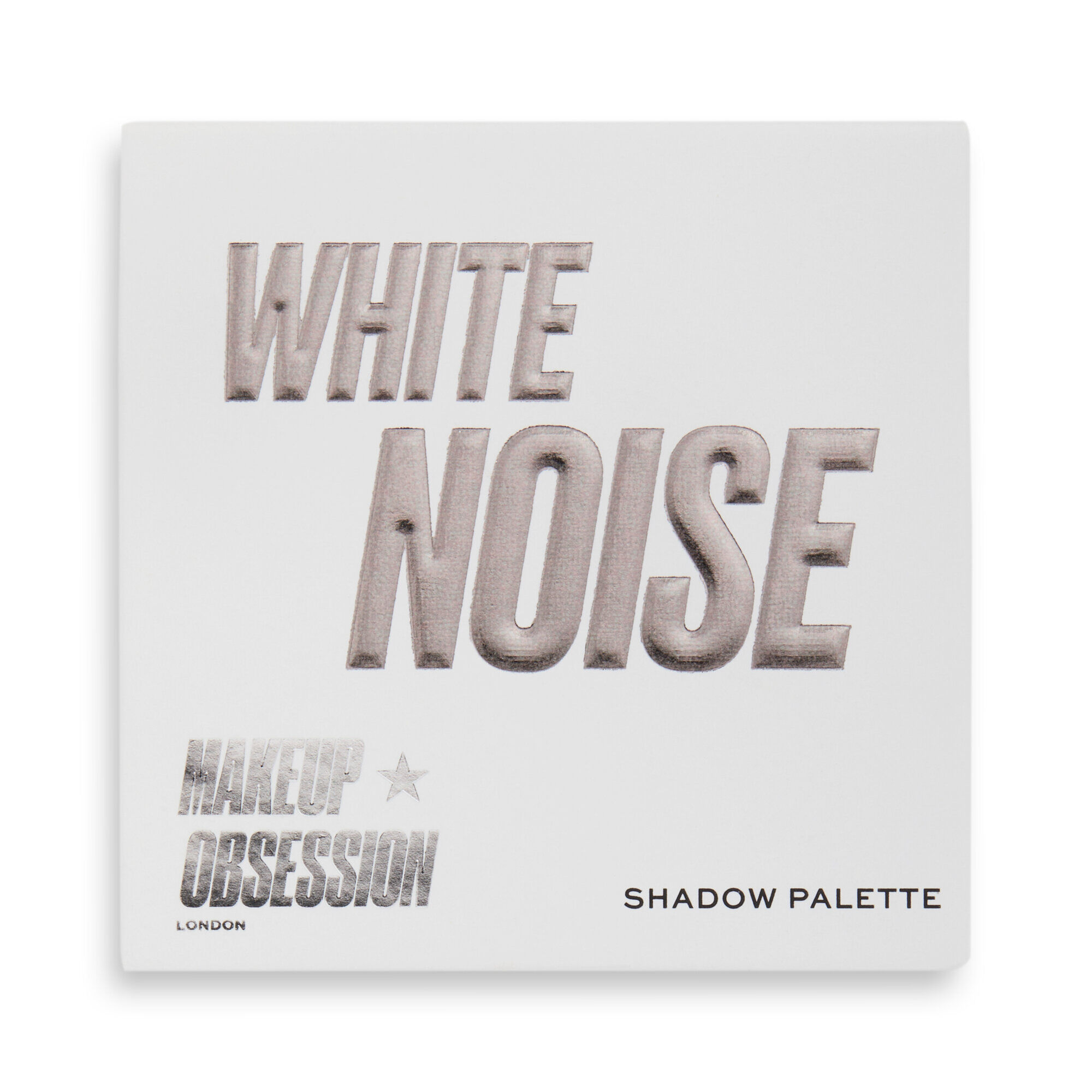 Makeup Obsession White Noise Eyeshadow Palette