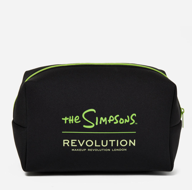 Revolution x The Simpsons Treehouse of Horror Couch Makeup Bag