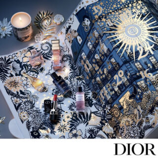 DIOR Beauty Advent Calendar 2021 Contents Reveal!