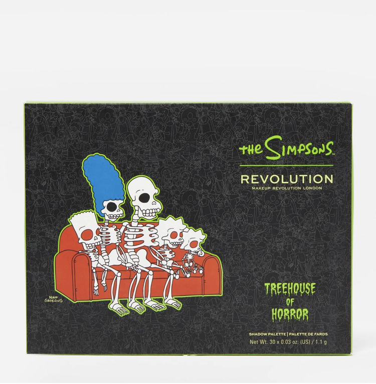 Revolution x The Simpsons Halloween Collection