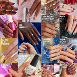 OPI Celebration 2021 Holiday Collection | 15 Beautiful Shades!