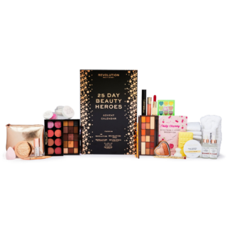 Revolution 25 Day Beauty Heroes Edit Advent Calendar 2021 Contents Reveal!
