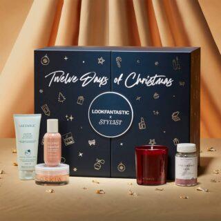 Lookfantastic x Stylist Twelve Days of Christmas Advent Calendar 2021 Contents Reveal!