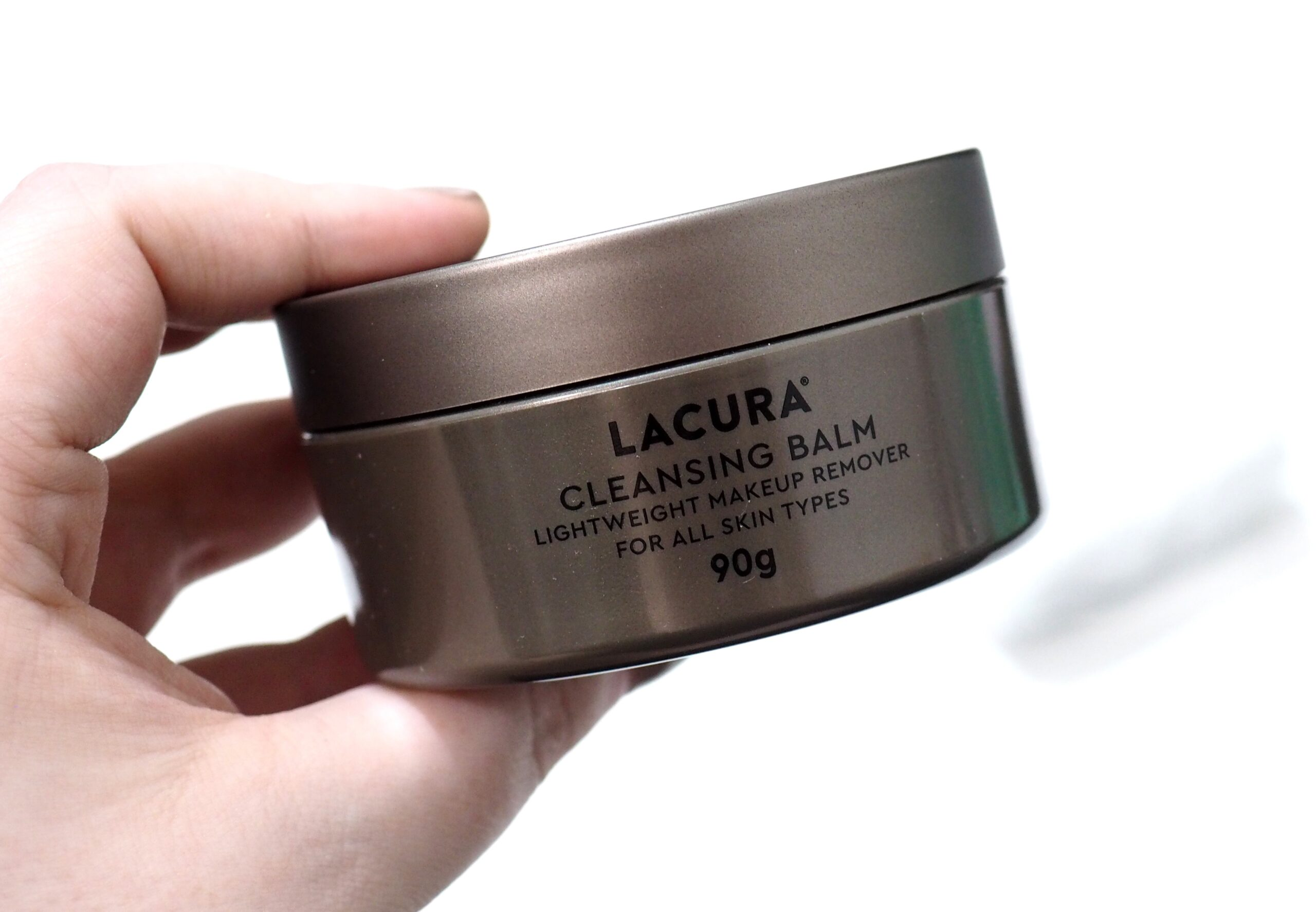 Aldi Lacura Cleansing Balm Review