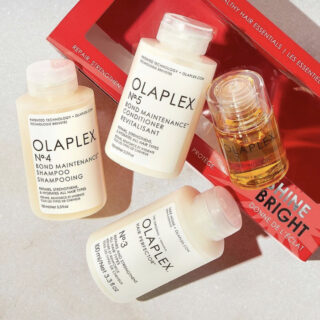 Olaplex Shine Bright Healthy Hair Essentials Set