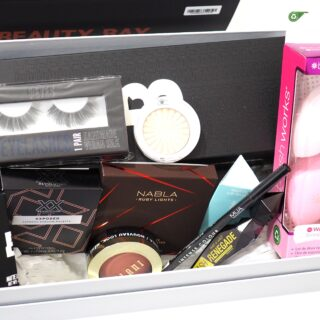 Beauty Bay The Showtime Beauty Box Unboxing