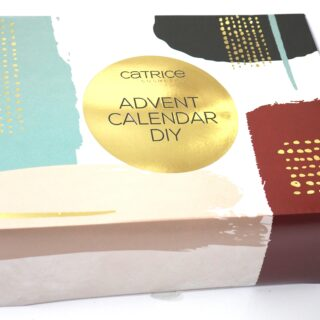 Catrice DIY Advent Calendar 2021 Unboxing, Review and Swatches