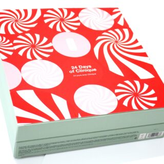 Clinique 24 Days Of Clinique Advent Calendar 2021 Unboxing, Review and Swatches