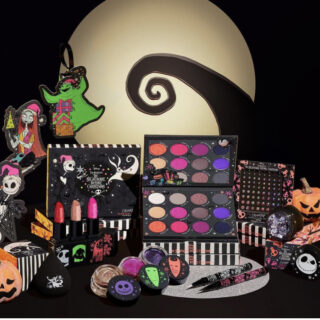 ColourPop x Disney The Nightmare Before Christmas Collection