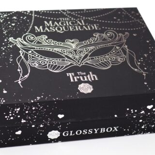 Glossybox Magical Masquerade October 2021 Beauty Box