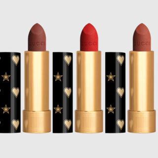 Gucci Beauty Holiday 2021 Rouge À Lèvres Mat Lipstick Collection