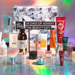 Latest In Beauty 24 Days Of Advent Beauty Edit 2021 Contents Reveal!
