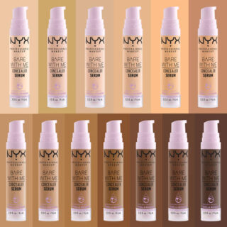 NYX Bare With Me Concealer Serum