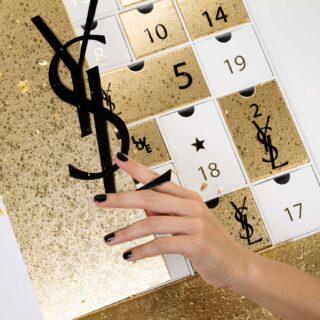 YSL Beauty Advent Calendar 2021 Contents Reveal!