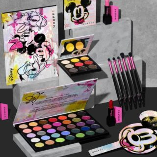 Morphe x Disney Mickey & Friends Truth Be Bold Collection Reveal!